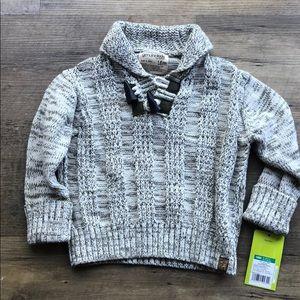 Never worn 100% cotton sweater